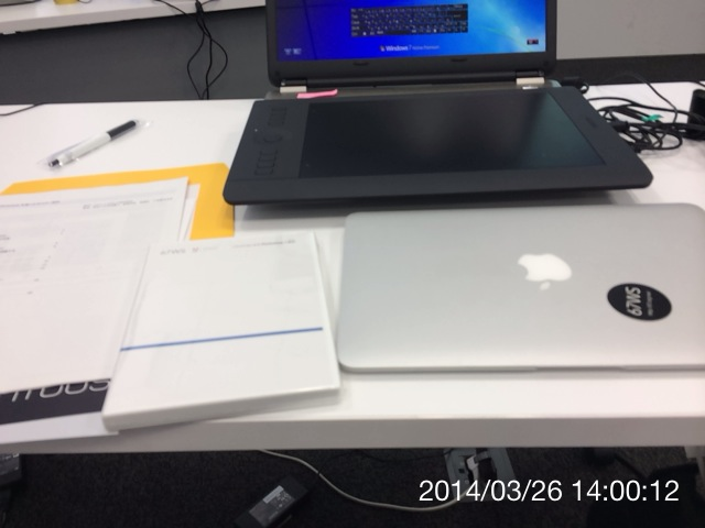 生徒用のiPad配布にapple configuratorを使った